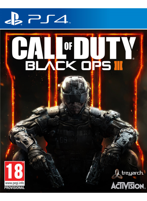 Call of Duty: Black Ops 3: игра для Sony PlayStation 4