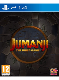 Джуманджи: Игра (Jumanji: The Video Game) (PS4)