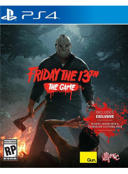 Friday the 13th: The Game (Пятница 13) (PS4)