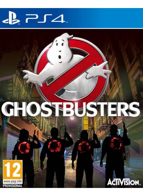 Ghostbusters (PS4)