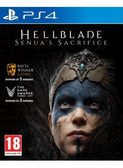 Hellblade: Senua's Sacrifice Retail Edition (PS4)