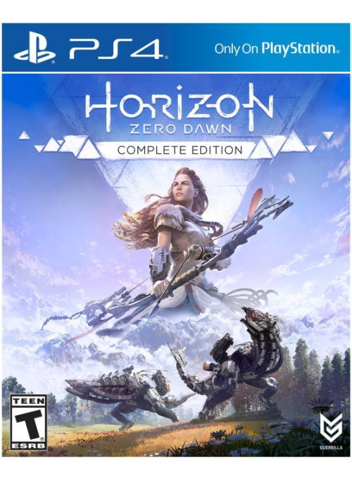 Horizon Zero Dawn. Complete Edition (PS4)
