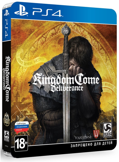 Kingdom Come: Deliverance Steelbook Edition (PS4)