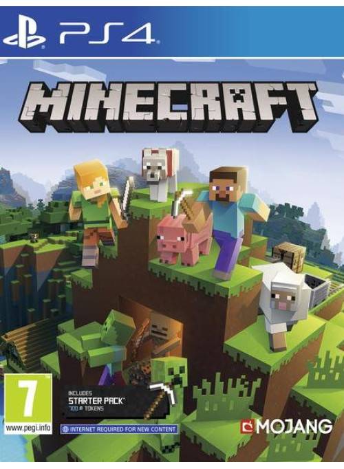 Minecraft Bedrock Edition (PS4)