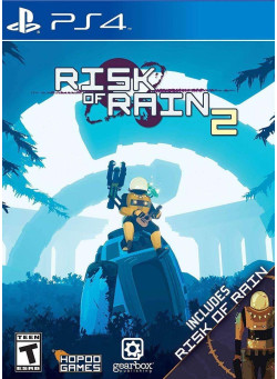 Risk of Rain + Risk of Rain 2 (PS4)