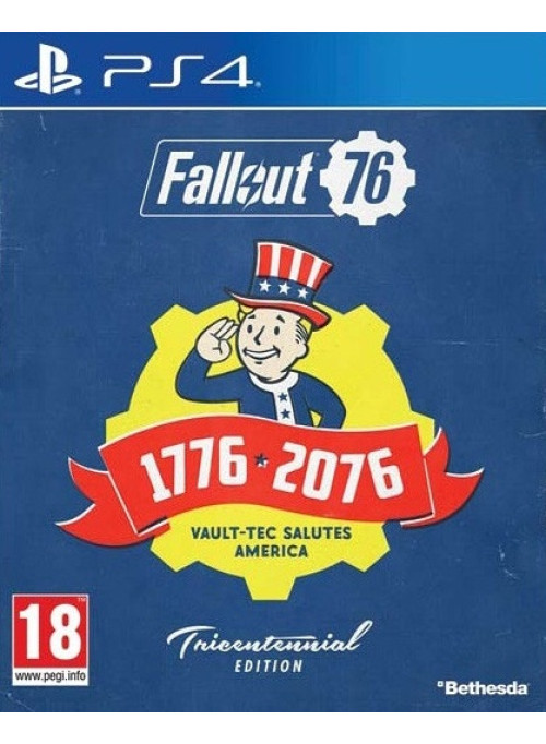 Fallout 76: Tricentennial Edition (PS4)