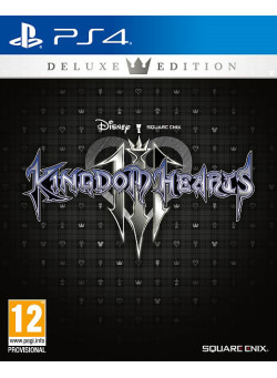 Kingdom Hearts 3 (III) Deluxe Edition (PS4)