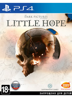 Dark Pictures: Little Hope (PS4)