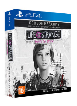 Life is Strange: Before the Storm. Особое издание (PS4)