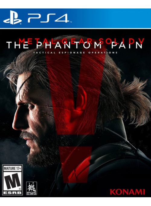 Metal Gear Solid 5 (V): The Phantom Pain (PS4)