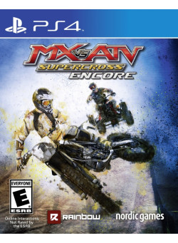 MX vs ATV: Supercross Encore (PS4)