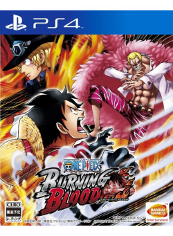 One Piece Burning Blood (PS4)