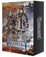 Valkyria Chronicles 4 Collector's Edition (Nintendo Switch)
