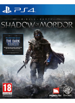 Средиземье: Тени Мордора (Middle-earth: Shadow of Mordor) (PS4)