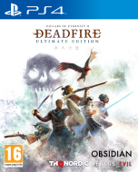 Pillars of Eternity 2 (II): Deadfire - Ultimate Edition (PS4)