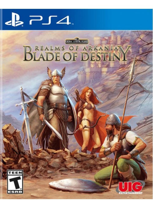 Realms of Arkania: Blade of Destiny (PS4)