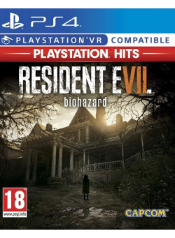 Resident Evil 7: Biohazard (с поддержкой VR) (Хиты PlayStation) (PS4)