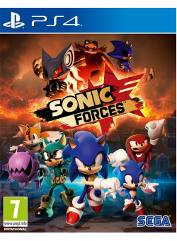 Sonic Forces (PS4)