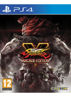 Street Fighter 5 (V) Arcade Edition (PS4)