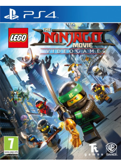 LEGO Ninjago Movie Video Game (Ниндзяго Фильм) (PS4)