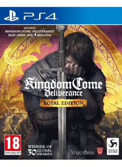 Kingdom Come: Deliverance Royal Edition (PS4)