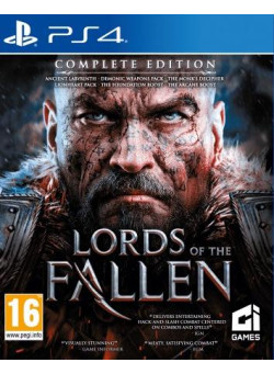 Lords of the Fallen Complette Edition (PS4)
