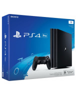 Игровая приставка Sony PlayStation 4 Pro 1Tb Black (CUH-7208B)