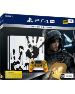 Игровая приставка Sony PlayStation 4 Pro 1Tb Death Stranding Limited Edition (CUH-7208B)