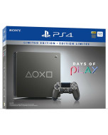 Игровая приставка Sony PlayStation 4 Slim 1TB Days of Play Limited Edition (CUH-2208B)