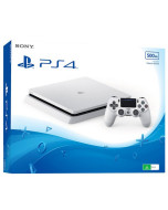 Игровая приставка Sony PlayStation 4 Slim 500Gb White (CUH-2216A)