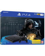 Игровая приставка Sony PlayStation 4 Slim 1TB Black (CUH-2216B) + Игра Death Stranding