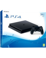 Игровая приставка Sony PlayStation 4 Slim 500Gb Black (CUH-2216A)