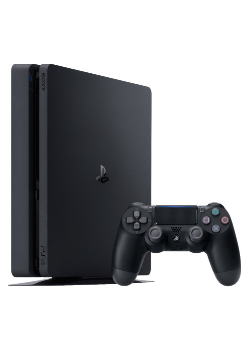 PlayStation 4 Slim 500Gb Black (CUH-2216A)