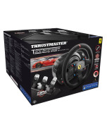 Руль с педалями Thrustmaster T300 Ferrari Integral Racing Wheel Alcantara Edition (THR62) (PS4/PS3/PC)