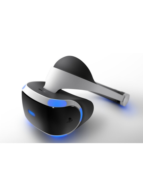 Sony PlayStation VR (CUH-ZVR1) + PS Camera + 2 PS Move + Игра PlayStation VR Worlds