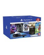 Sony PlayStation VR Mega Pack шлем виртуальной реальности (CUH-ZVR2) + PS Camera + 5 игр NEW
