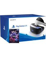 Sony PlayStation VR шлем виртуальной реальности (CUH-ZVR2) + Игра PlayStation VR Worlds