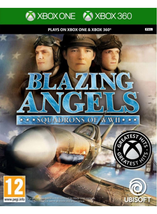 Blazing Angels: Squadrons of WWII (Xbox 360/Xbox One)