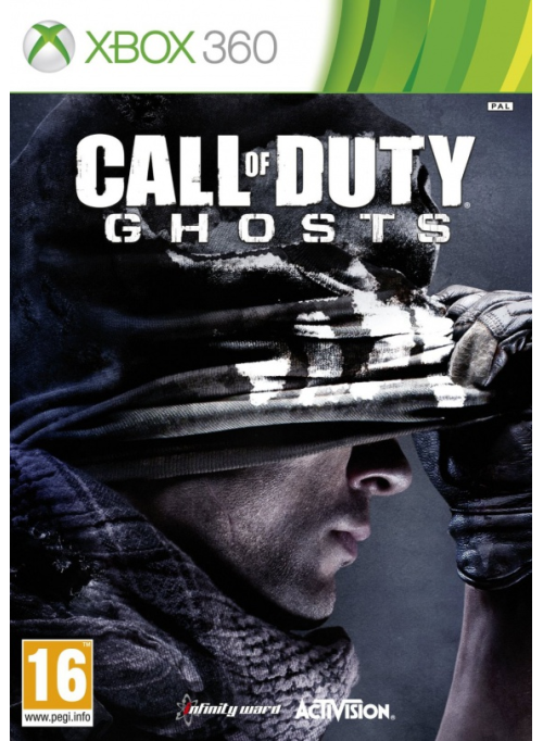 Call of Duty: Ghosts: игра для XBox 360