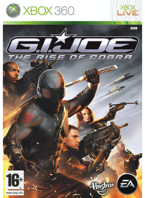 G.I. Joe: The Rise of Cobra (Xbox 360)