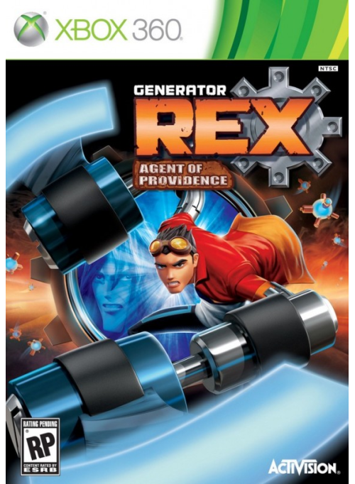 Generator Rex: Agent of Providence (Xbox 360)