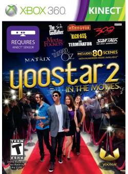 Yoostar 2: In The Movies (Xbox 360)
