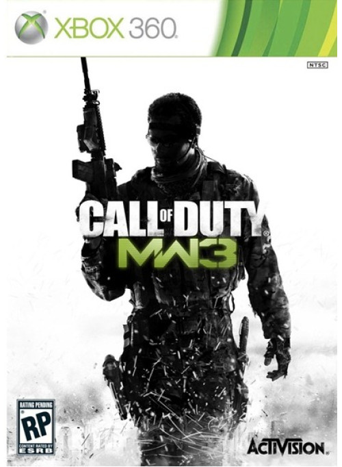 Call Of Duty: Modern Warfare 3: игра для Xbox 360