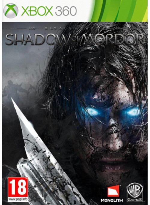 Средиземье: Тени Мордора (Middle-earth: Shadow of Mordor) Специальное Издание (Xbox 360)
