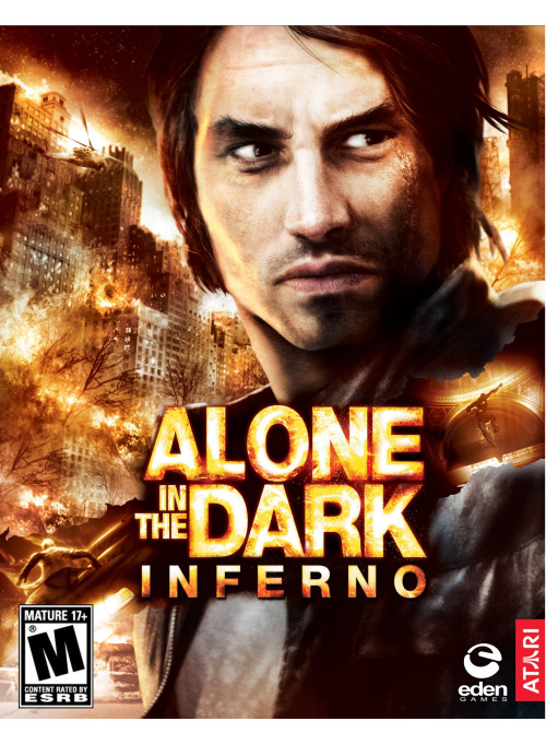 Alone in the Dark Inferno (Xbox 360)