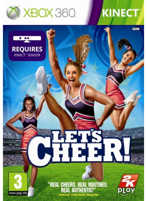 Let's Cheer! (только для Kinect) (Xbox 360)