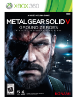 Metal Gear Solid 5 (V): Ground Zeroes (Xbox 360)