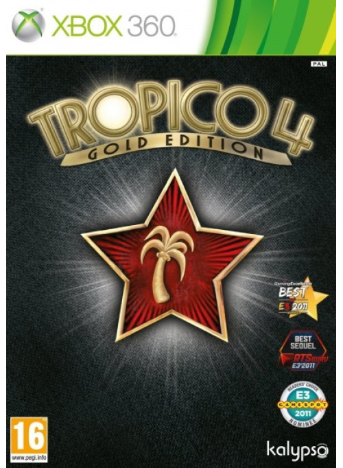 Tropico 4 Gold Edition (Xbox 360)