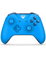 Геймпад Microsoft Xbox One S/X Wireless Controller Blue (Голубой) (WL3-00020) (Xbox One)