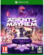 Agents of Mayhem Day 1 Edition (Xbox One)